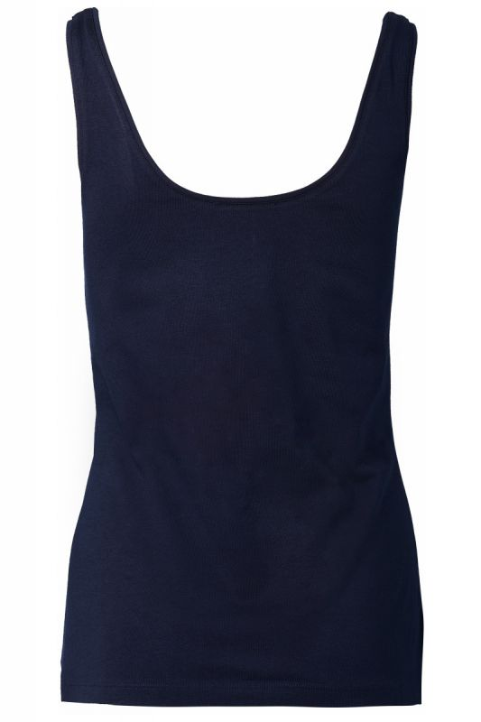 Mart Visser Basic Singlets 2 Pack Wit/Navy